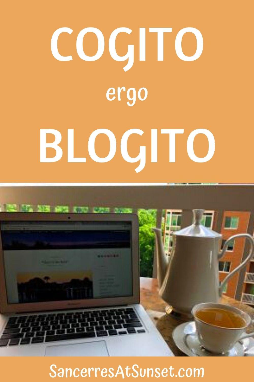 Cogito Ergo Blogito