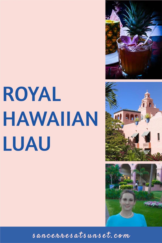 Royal Hawaiian Luau on Oahu