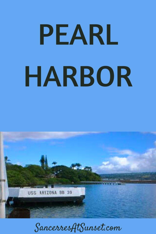 U.S.S. Arizona Memorial at Pearl Harbor