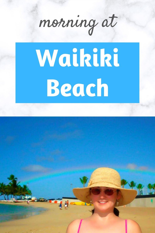Waikiki in the Morning
