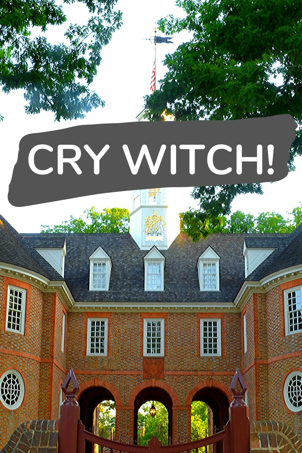 Cry Witch!