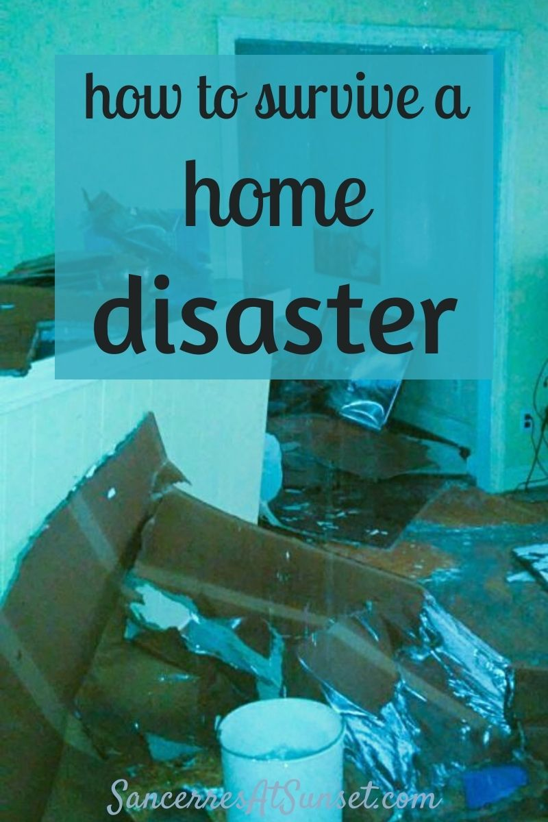 How to Survive a Home Disaster