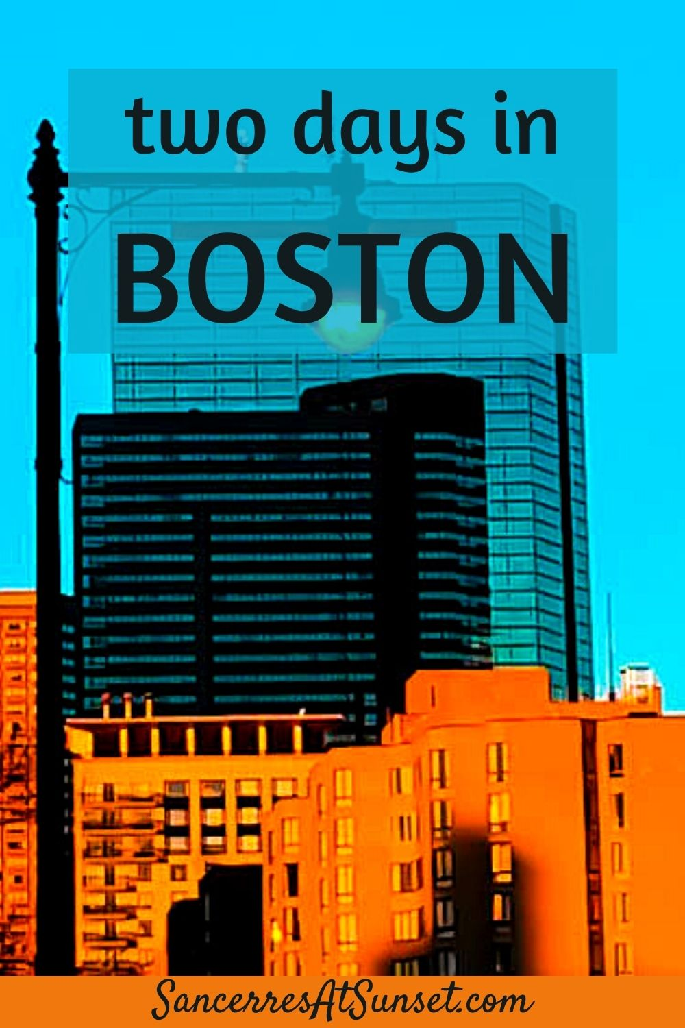Two Days in Boston