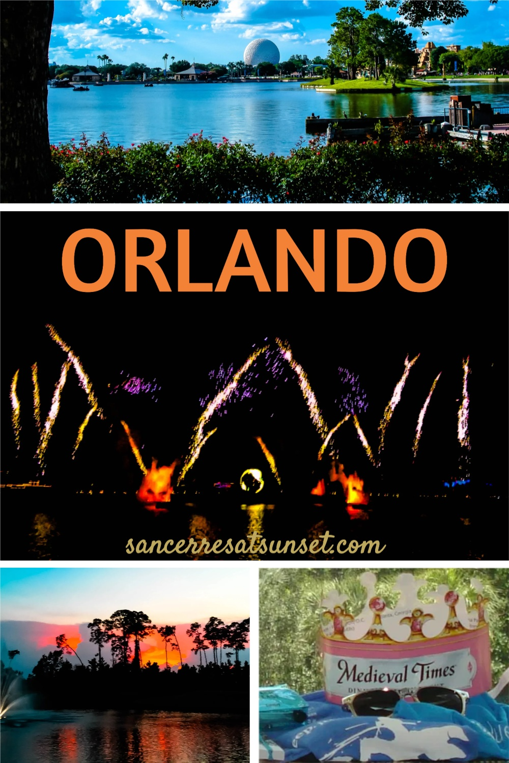 Early Summer in Orlando
