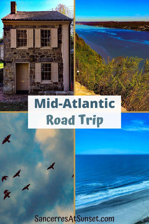 Road Trip:  New Jersey, Maryland, Pennsylvania