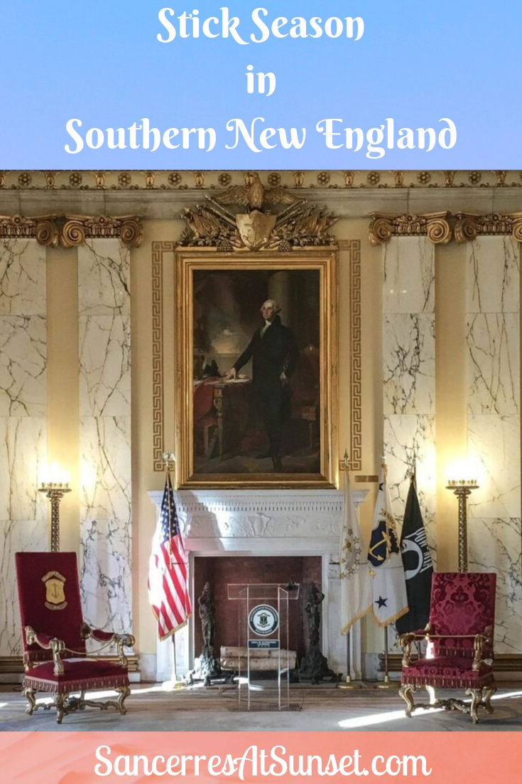 Road Trip:  Southern New England