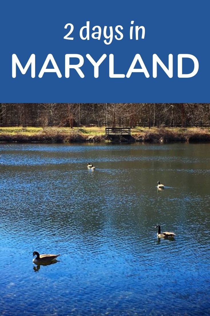Two Days in Maryland