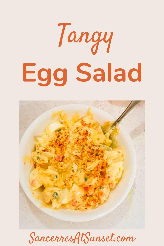 Creamy-Tangy Egg Salad