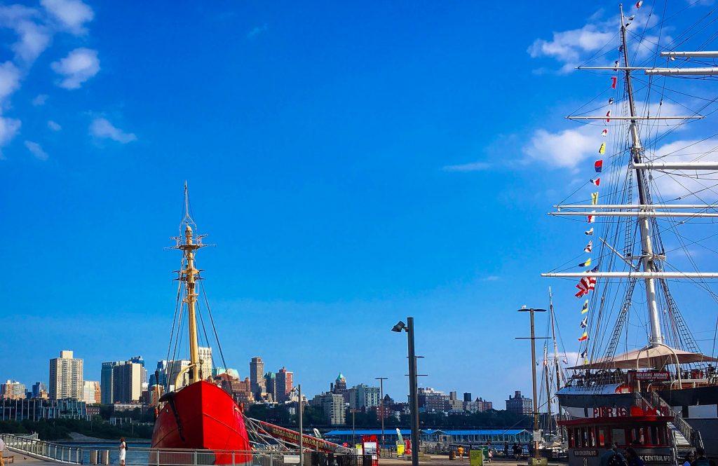 Seaport District, New York City