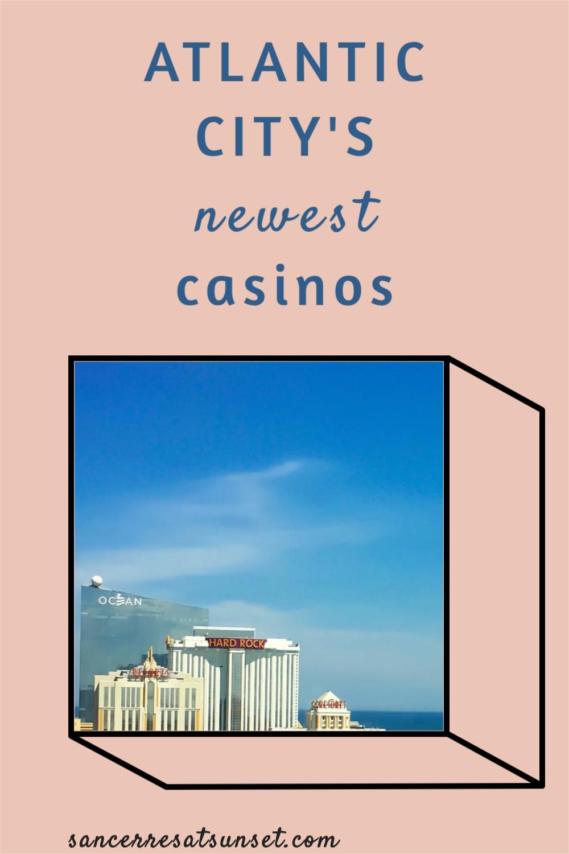 Atlantic City\'s New Casino Hotels