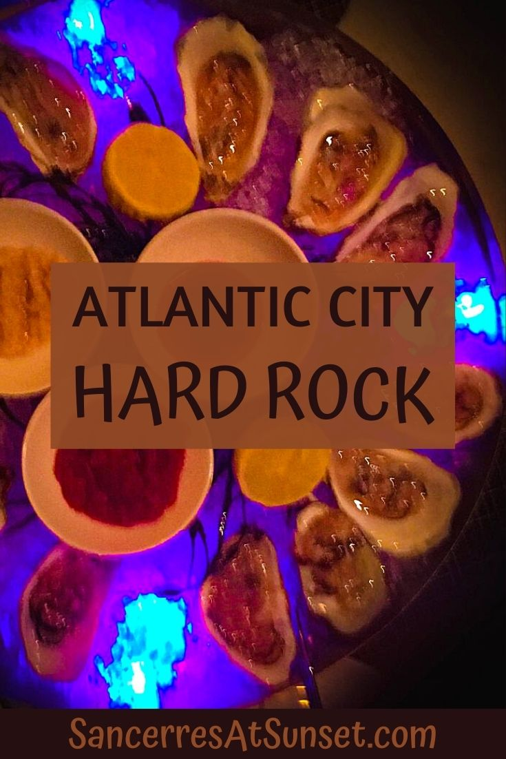 Hard Rock Hotel and Casino in Atlantic City