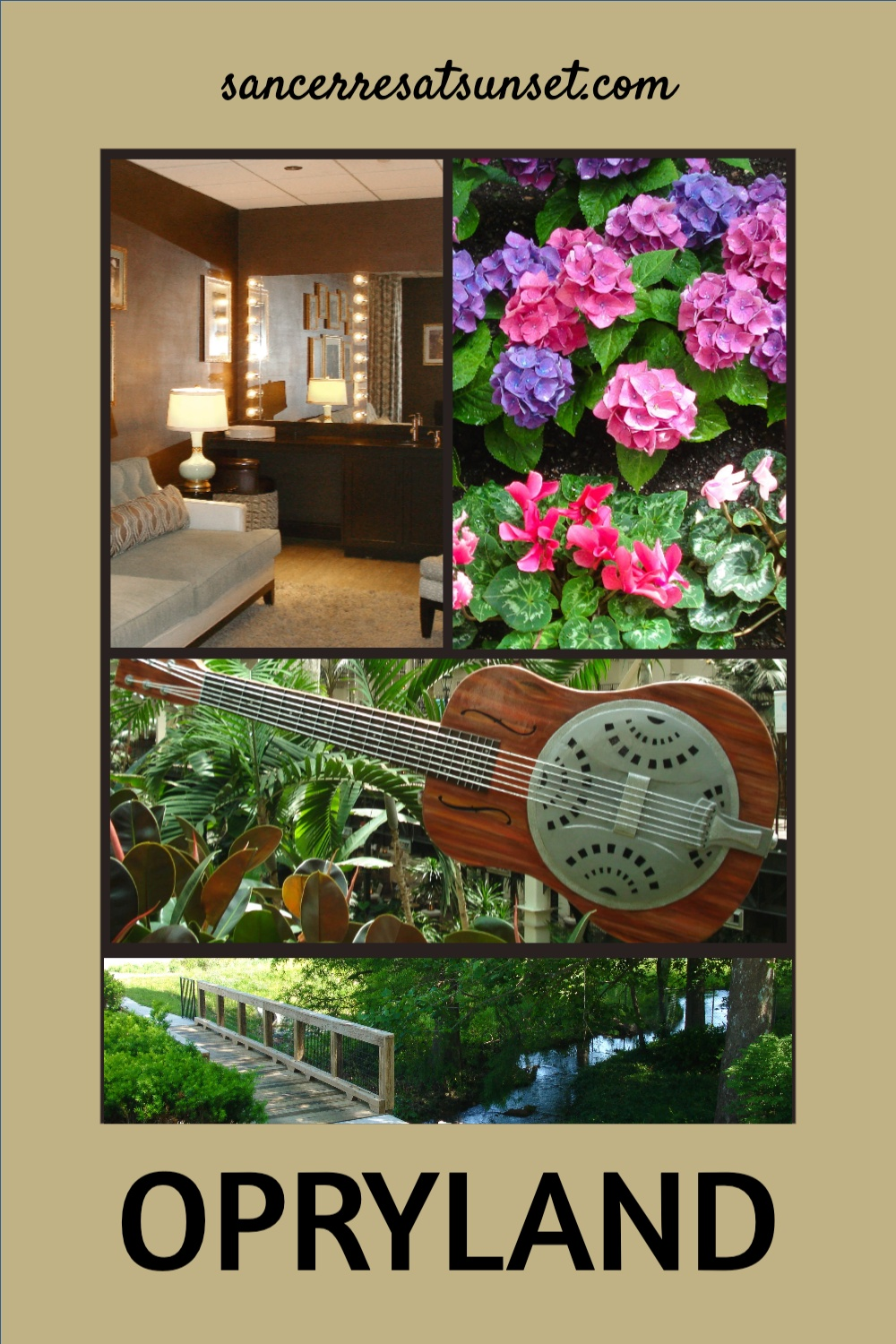 Opryland, Tennessee:  Cross-Country Road Trip, Part 6