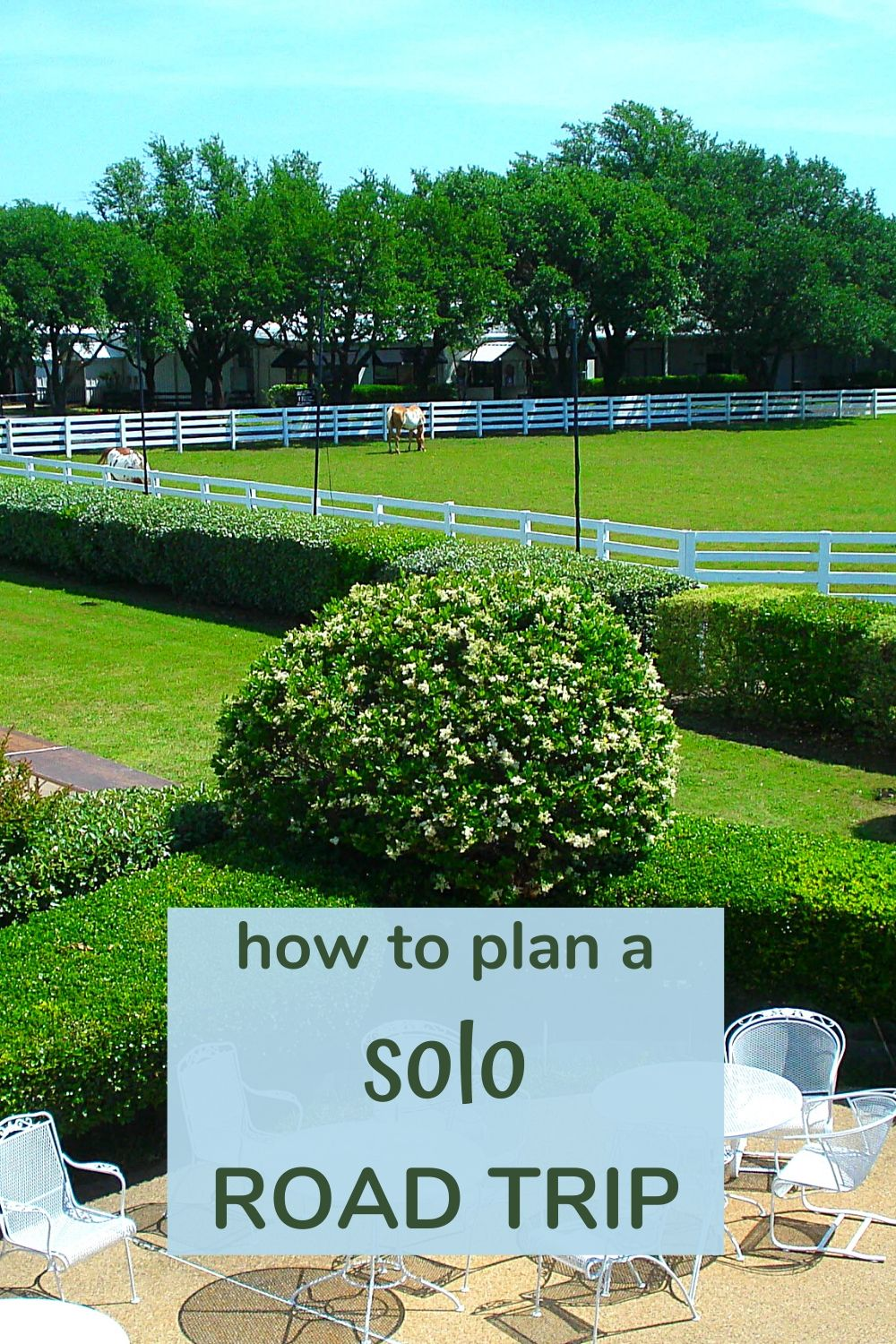 How to Plan a Solo Road Trip