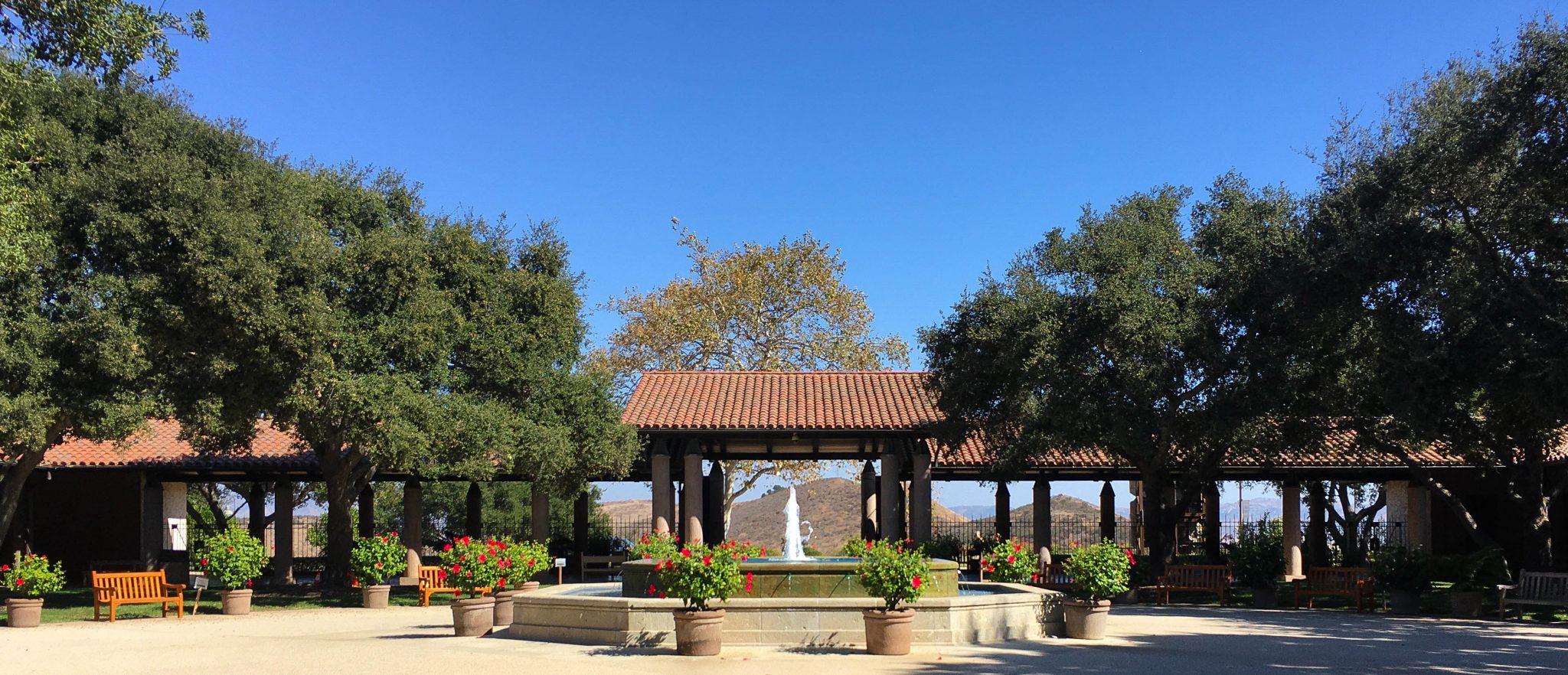 Reagan Library in Simi Valley, California