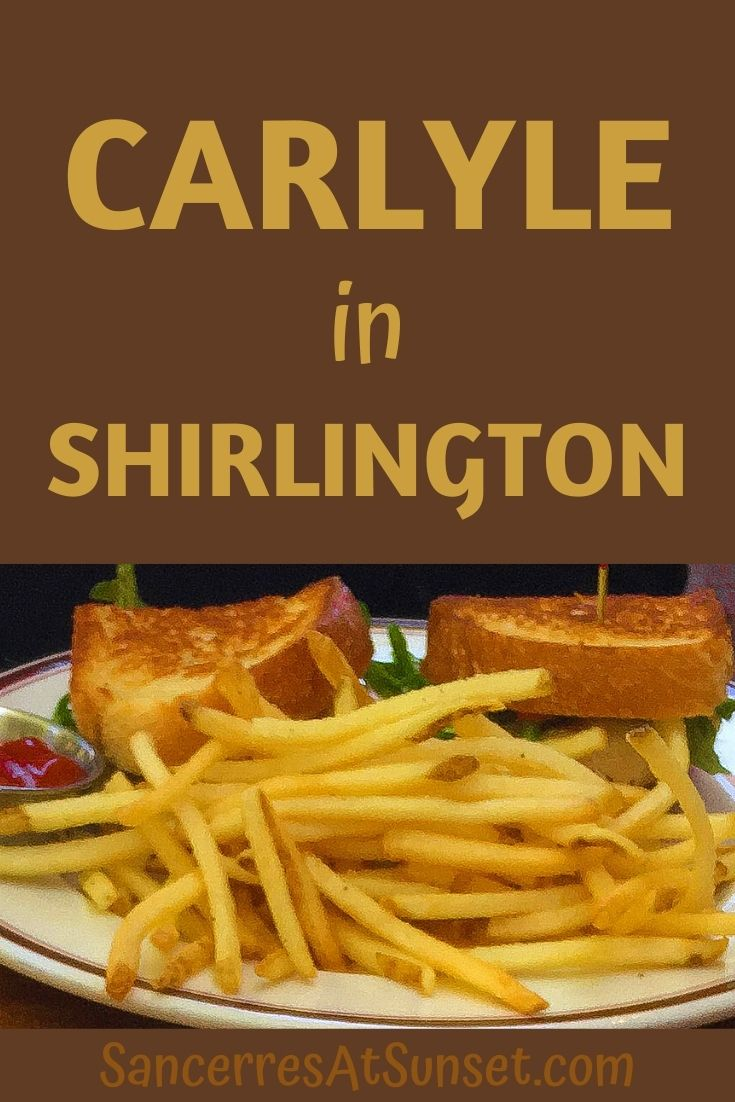 Restaurant Report:  Carlyle in Shirlington
