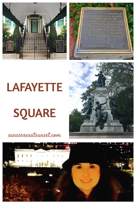 Lafayette Square in Washington, D.C.