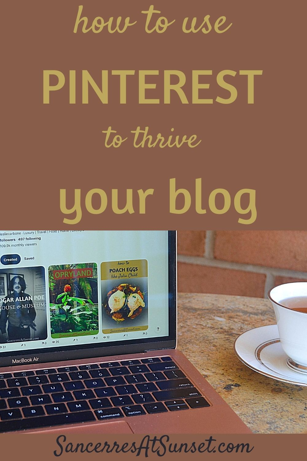How to Use Pinterest to Thrive Your Blog