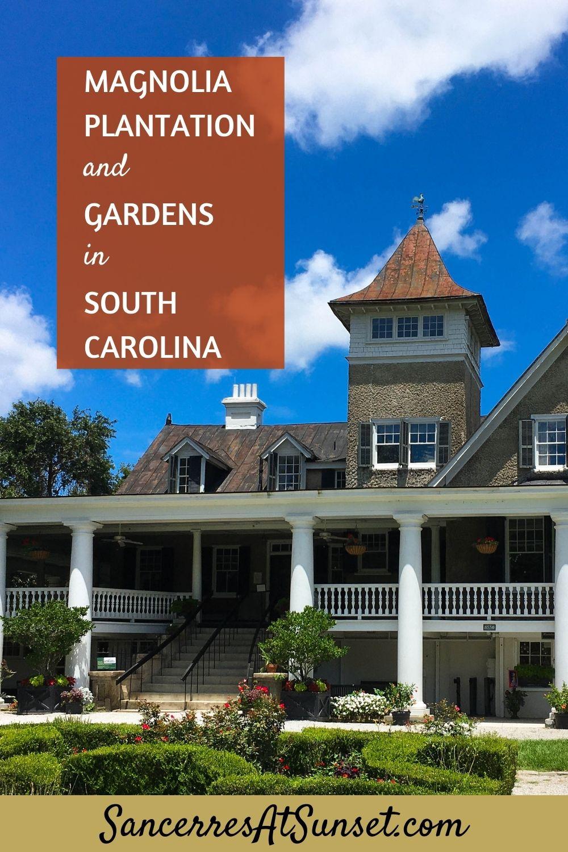 Magnolia Plantation & Gardens in South Carolina