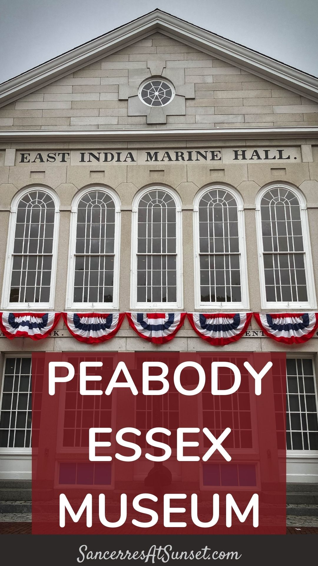 Peabody Essex Museum in Salem, Massachusetts