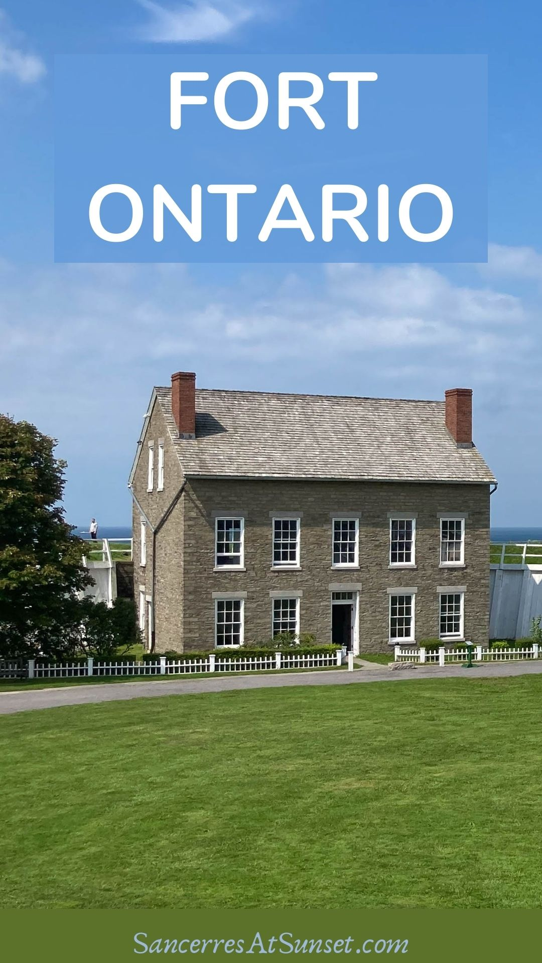 FORT ONTARIO STATE HISTORIC SITE:  encountering unique history in New York